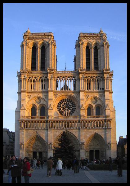 Notre Dame facade 2006 2 BLOG copy