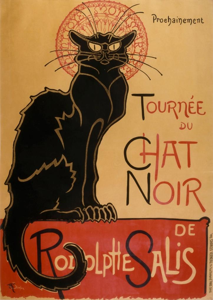 Théophile-Alexandre_Steinlen_-_Tournée_du_Chat_Noir_de_Rodolphe_Salis_(Tour_of_Rodolphe_Salis'_Chat_Noir)_-_Google_Art_Project (from Mousebook)