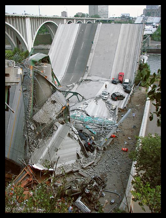 Bridge collapse 2 HM BLOG