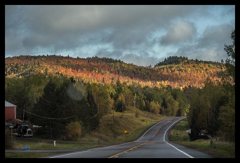Fall color through windsheld 1350127 BLOG