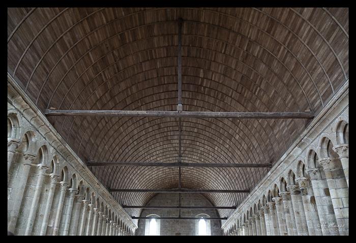 Mont St Michel ceiling 1480945 BLOG