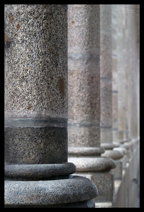 Mont St Michel columns 1480952 BLOG