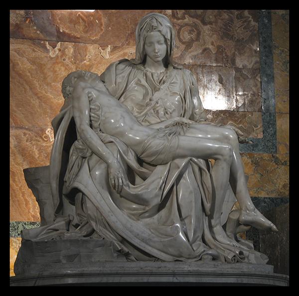 Rome St. Peter Pieta BLOG