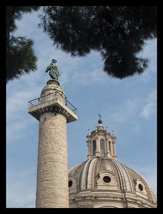 Rome Trajan Column 2 BLOG