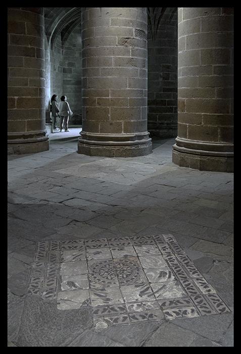 Mont St Michel columns 1490032 CX BLOG