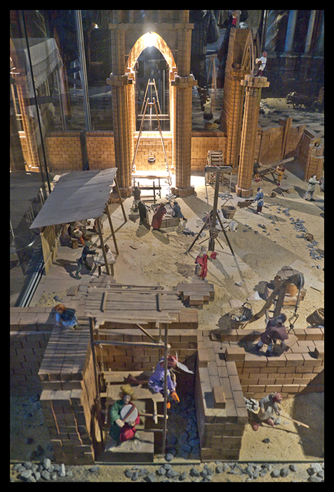 Notre Dame diorama 1010384 BLOG