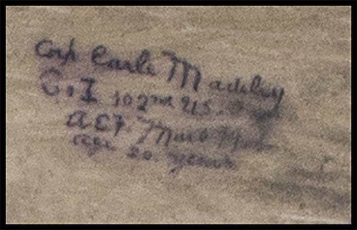Corp Earle Mackley 1220571 HM BLOG