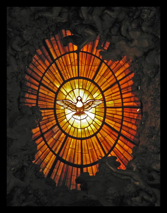 Rome Vatican window CC BLOG