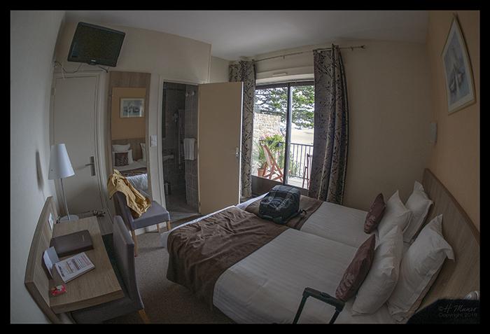 Mont St Michel hotel room 1480474 BLOG