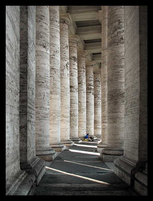 Rome Vatican columns 2 CC CR BLOG