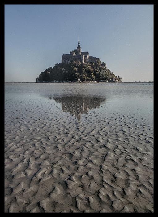 Mont St Michel poster 1500373 BLOG