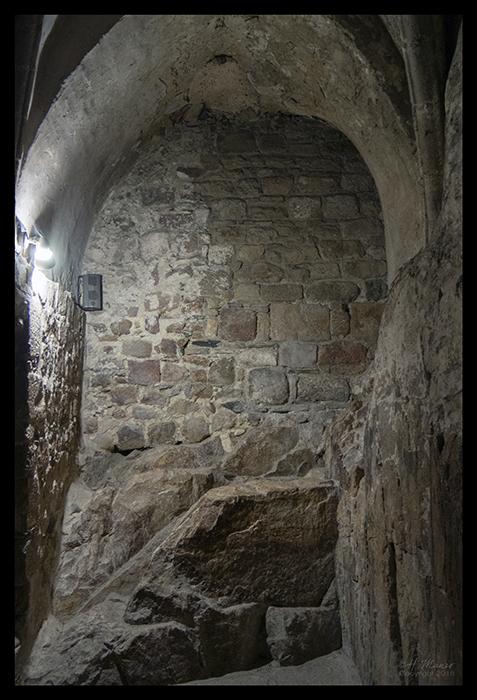 Mont St Michel wall 1490139 BLOG