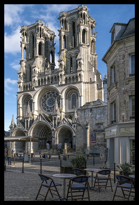 Laon cathedral 1220306 HM BLOG
