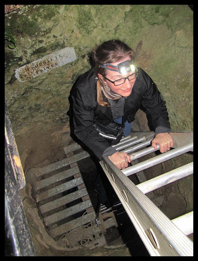 Braye quarry climb BLOG