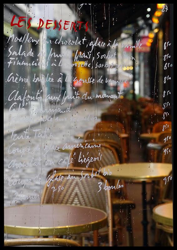 Cafe a la pluie 1030777 BLOG