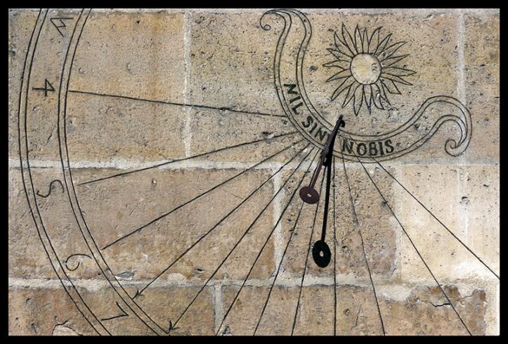 Cluny sundial 1110302 BLOG