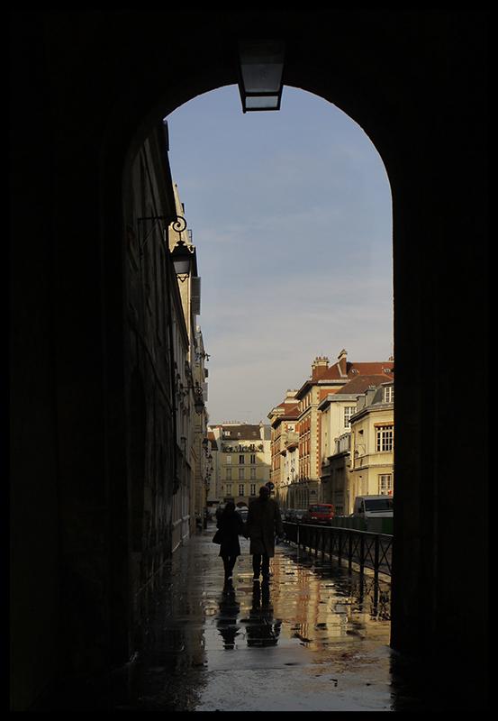 Place des vosges in the rain cropped BLOG